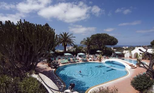 Parco Hotel Terme Villa Teresa - Piscina Scoperta