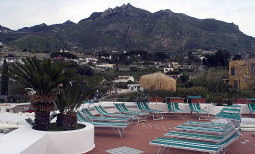 Parco Hotel Terme Villa Teresa - Terrazza Solarium