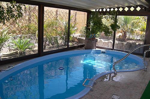 Hotel park la villa forio d 39 ischia albergo park hotel la - Hotel corvara con piscina interna ...