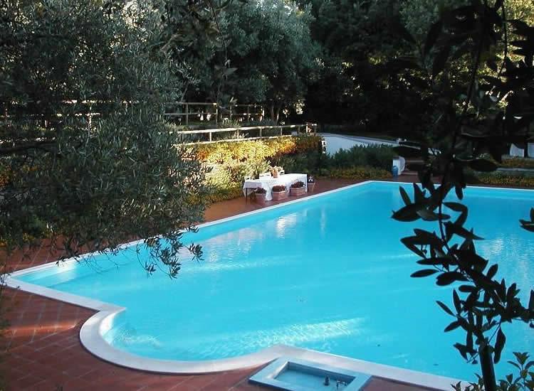 Residence Aegidius - Piscina Scoperta