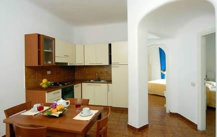 Residence Covo dei Borboni - Camere