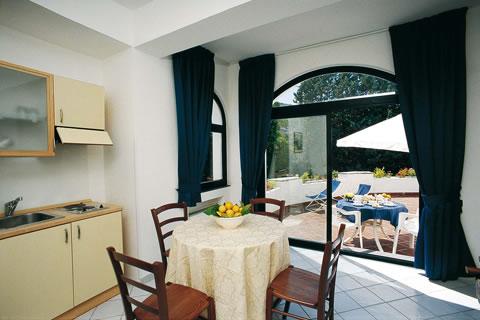 Residence Macapà - Camere