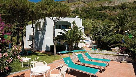 Residence Parco Smeraldo - Giardino