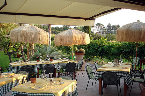 Residence Villa Cristina - Sala Ristorante