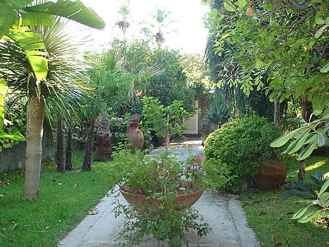 Residence Villa Cristina - Giardino