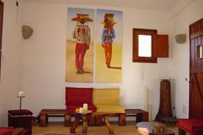 Residence Villa Ravino - Interni