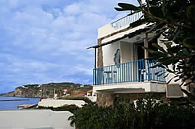 Residence la Rotonda sul Mare Forio di Ischia