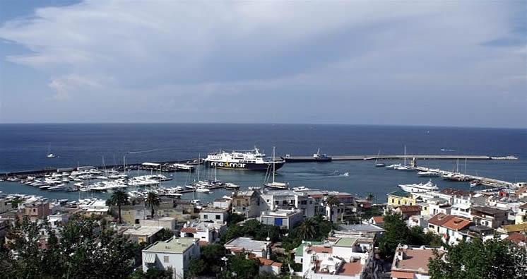 Hotel Ischia Porto Pensione Completa