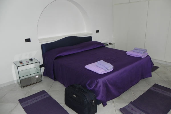 Villa 5 Pini - Camere