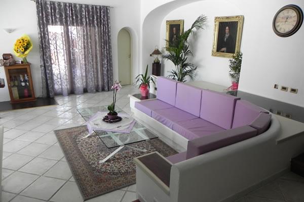 Villa 5 Pini - Interni