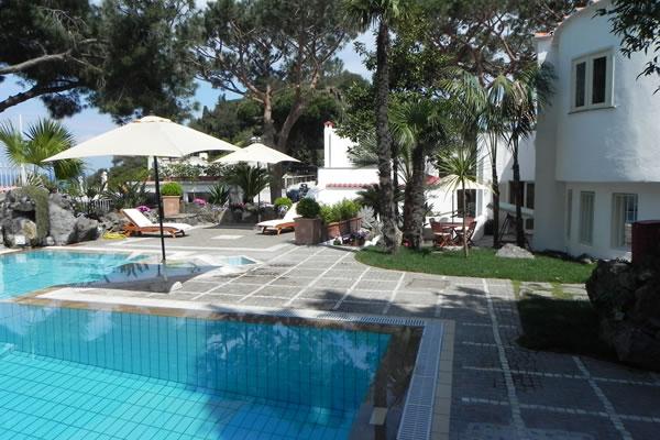 Villa 5 Pini - L'hotel