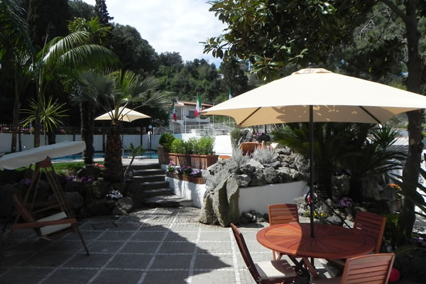 Villa 5 Pini Casamicciola Terme