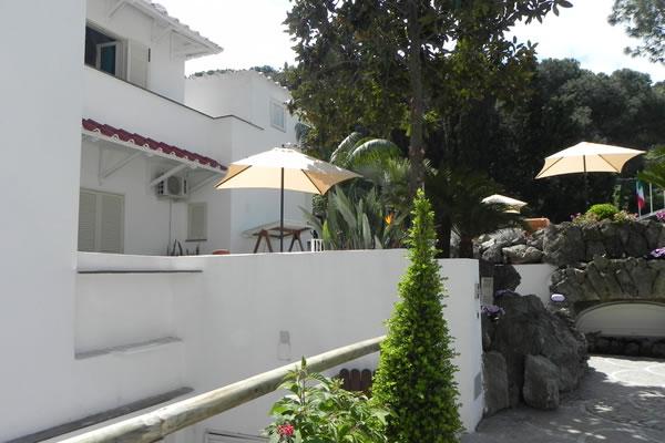 Villa 5 Pini - Giardino