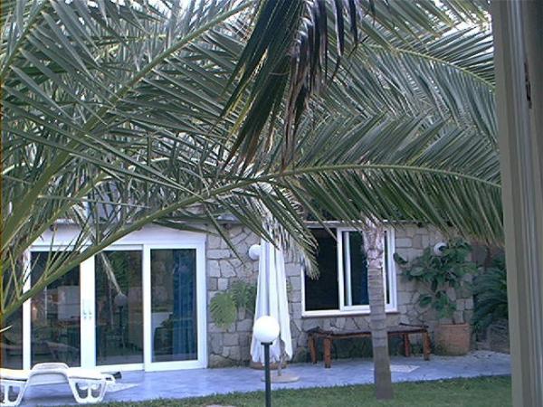 Villa Marialuisa - Giardino
