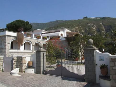 Villa Tara - Ingresso
