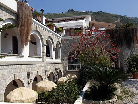 Villa Tara - Esterno Struttura