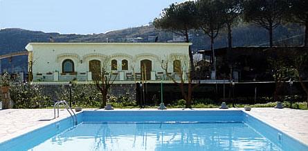 Villa Tara - L'hotel