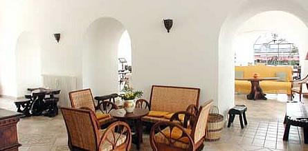 Villa Tara - Interni