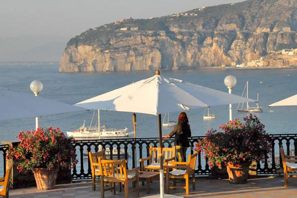 Grand Hotel Europa Palace Sorrento Hotels Naples