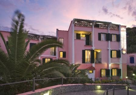 Hotel Antares On The Beach - Ischia