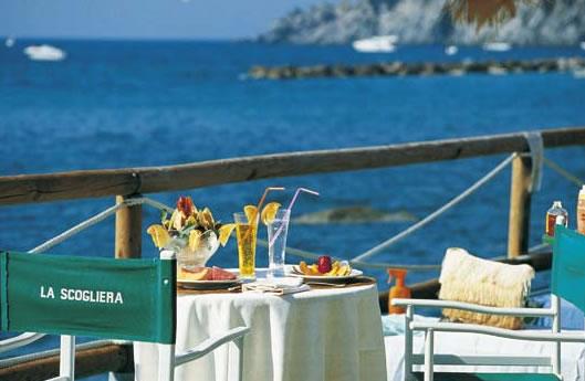 Hotel La Scogliera - Ischia