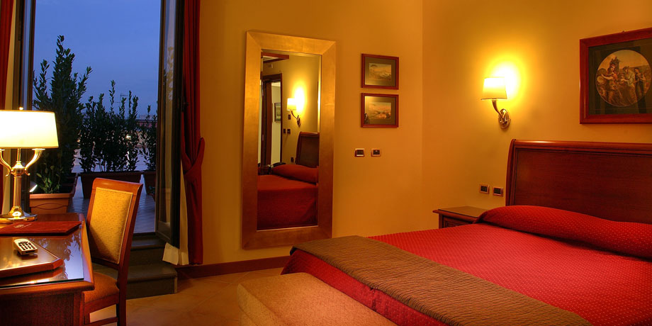 Hotel Le Cheminee Business Hotel - Napoli