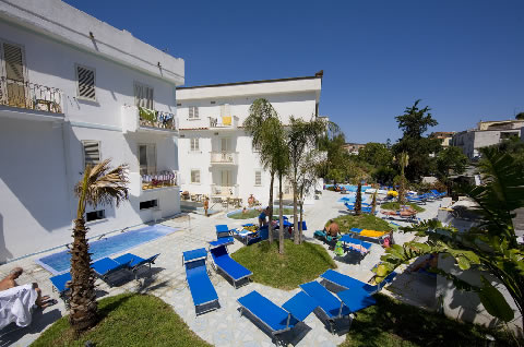 Hotel Nausicaa - Ischia