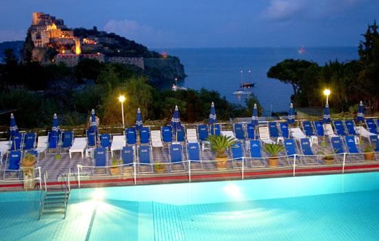 Hotel Parco Cartaromana - Ischia