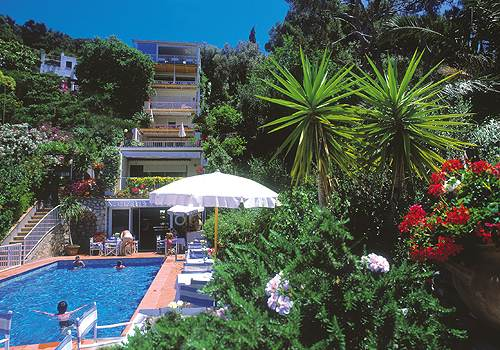 Hotel Villa Brunella Capri