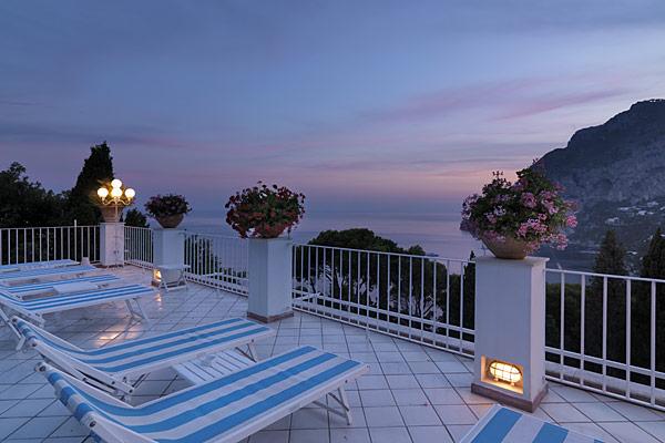 Hotel Villa Brunella Capri Positano