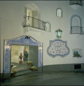 Hotel Villa Franca Positano - Positano