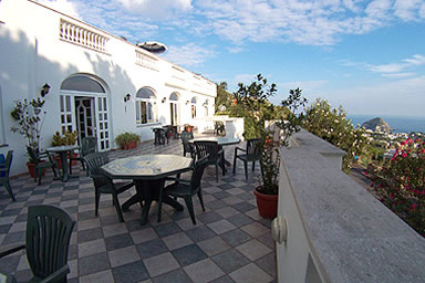 Hotel La Ginestra Forio D Ischia