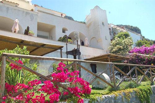 Villa il Frantoio Praiano - Praiano